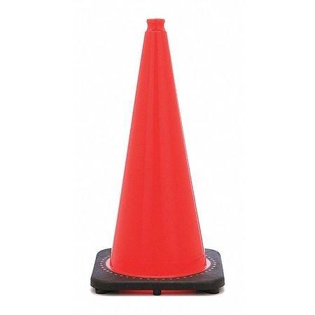 Traffic cone, orange 12 inches