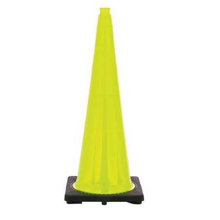 Traffic cone lime
