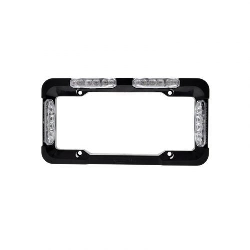 Strobes N' More LP Array License Plate Bracket